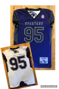 Rawlings REVERSIBLE Football Jersey